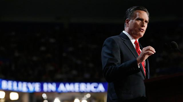 Mitt Romney and Consumer Protection Regulation