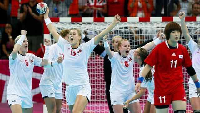 Norway, Montenegro reach Olympic handball final