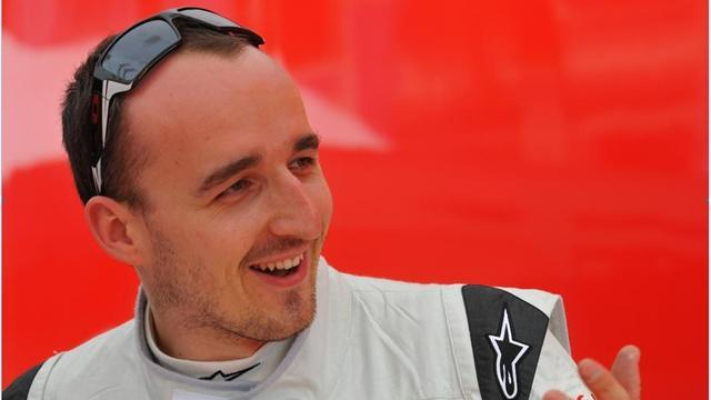 Formula 1 - Mercedes benefiting from Kubica help