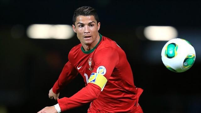World Cup - Larsson: Referee won't fall for Ronaldo's 'tricks'