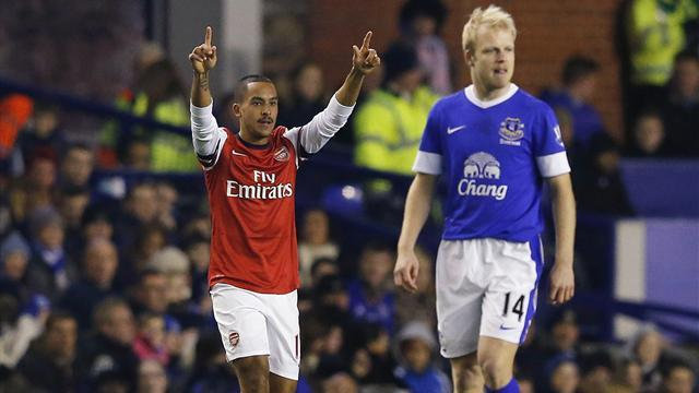 Premier League - Match facts: Arsenal v Everton