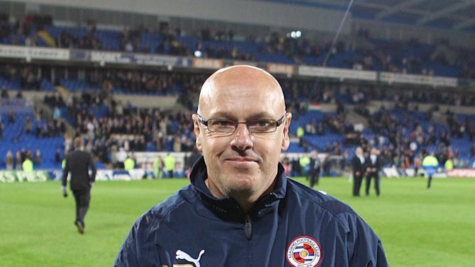 Brian McDermott was delighted as Reading claimed their first league win of the season