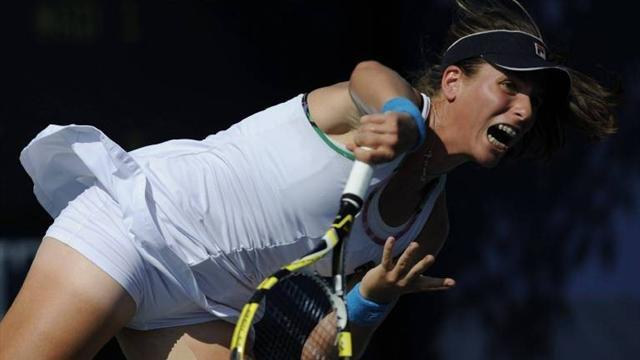 French Open - Konta continues progress in qualifying