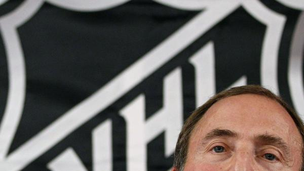 Gary Bettman The Associated Press