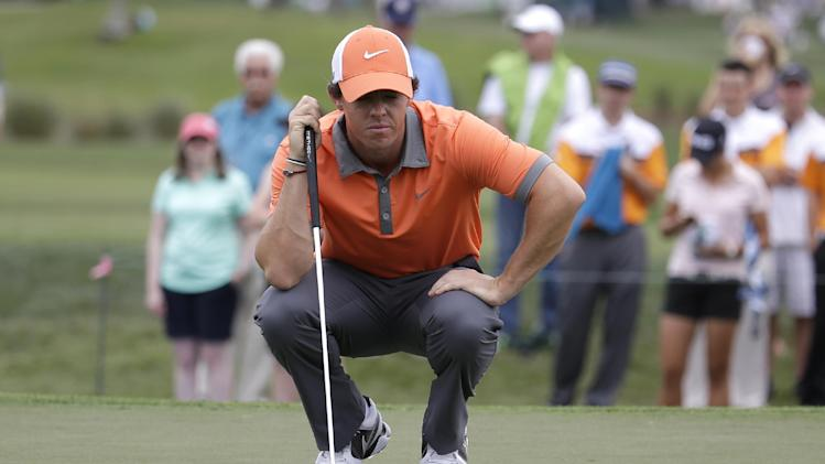 McIlroy takes the lead at Honda Classic