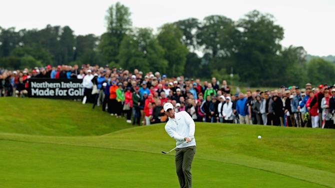 Irish Open - Day Two
