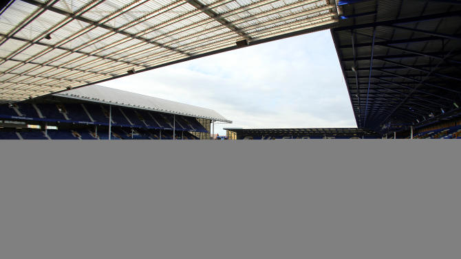 Soccer - Capital One Cup - Second Round - Everton v Stevenage - Goodison Park