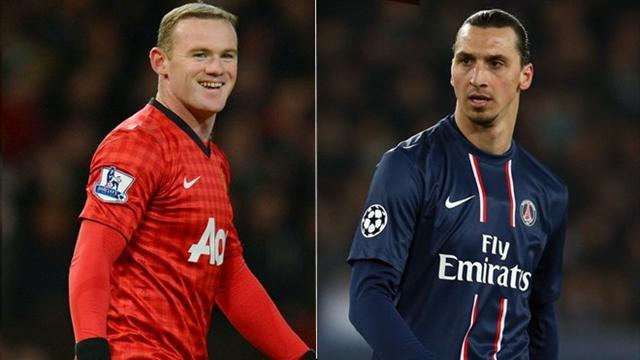 Ligue 1 - No PSG move for Rooney