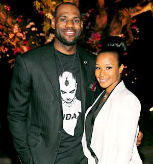 LeBron James Marries Longtime Girlfriend Savannah Brinson in San Diego