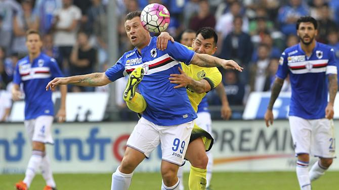Sampdoria 'could've won 11-1' - president Ferrero