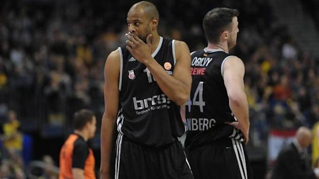 Sharrod Ford, Brose Baskets Bamberg