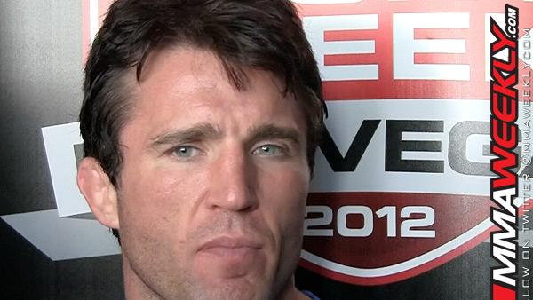 Chael Sonnen Stares Retirement in the Eye and Says No Thanks, Wants to Fight Wanderlei Silva