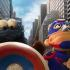 'Avengers: Age of Ultron' Gets 'Sesame Street' Parody Promoting Healthy Eating (Video)