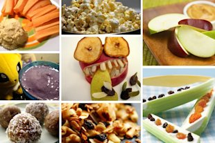 Healthy and Budget Friendly Snacks for Kids