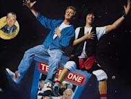 """""""Bill & Ted"""" go to the future in 3"""