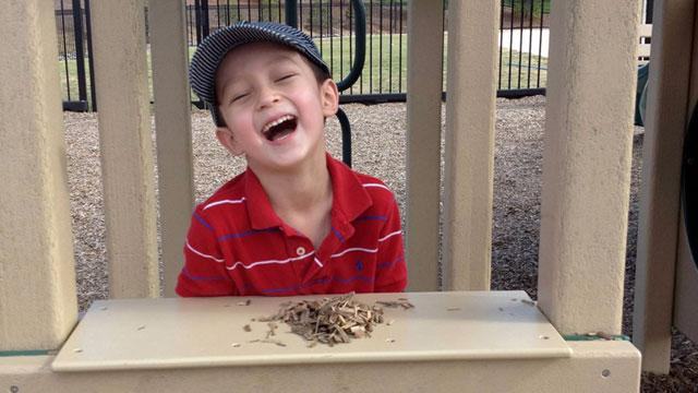 Doctors Take Piece of Boy's Brain to Stop 100 Seizures a Day