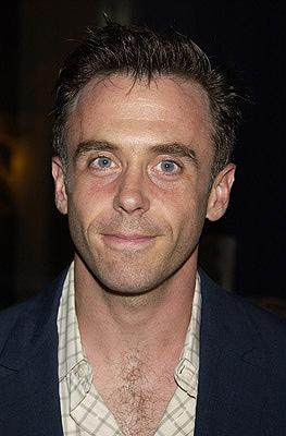 Premiere: David Eigenberg at the New York premiere of Fine Line's American Splendor - 8/12/2003