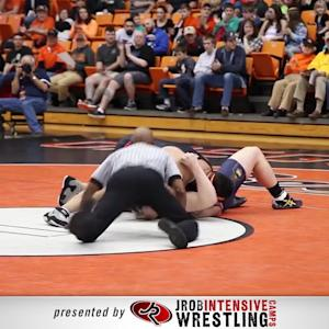 Oregon State's Amarveer Dhesi wins Pac-12 Wrestler of the Week for Feb. 2