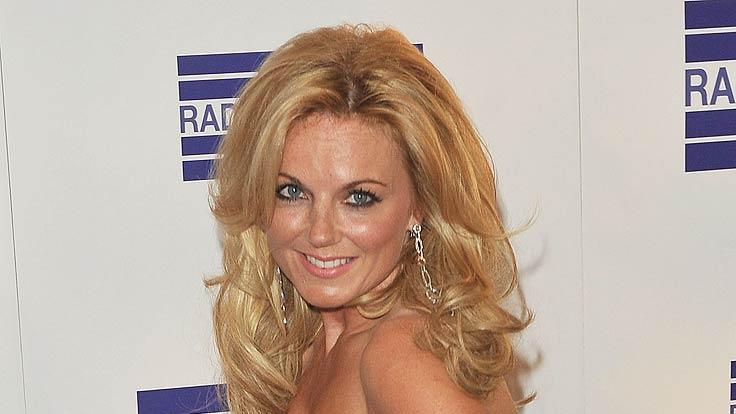 Geri Halliwell Sony Radio Awards