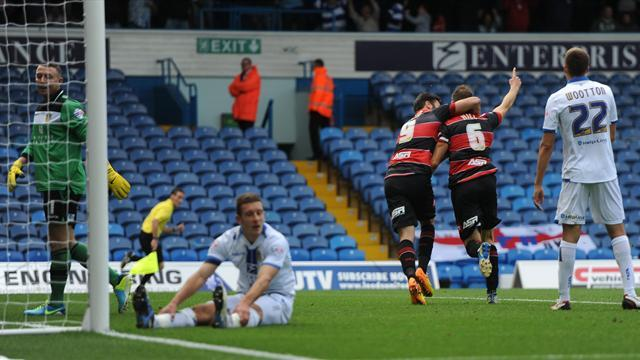 Championship - QPR move clear with win at Leeds