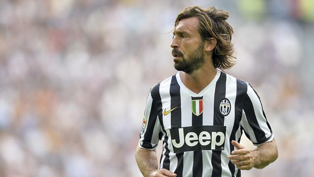 Serie A - Pirlo returns to Juventus training early