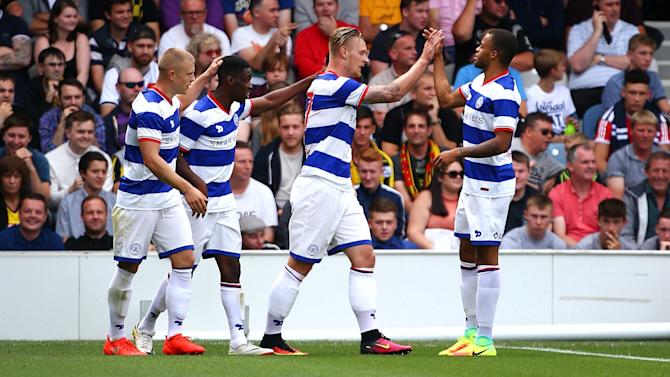 Nigerian starlet Olamide Shodipo makes QPR debut