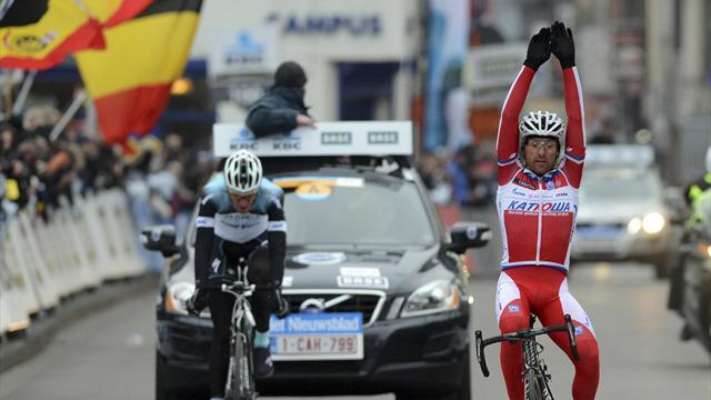Giro d'Italia - Team Katusha get green light, 207 riders to take part