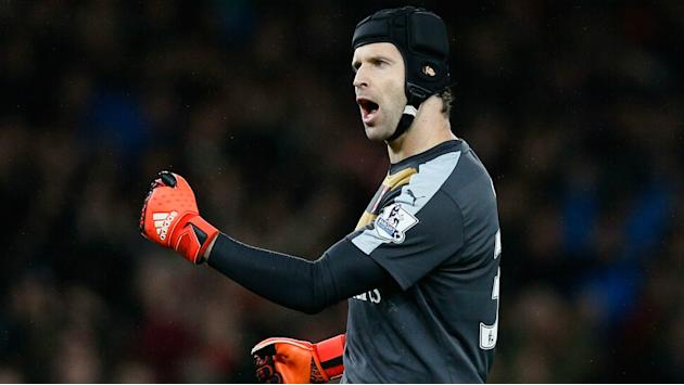 Cech: Arsenal have everything in own hands