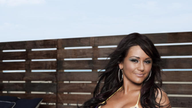 "JWOWW in Season 2 of ""Jersey Shore."""