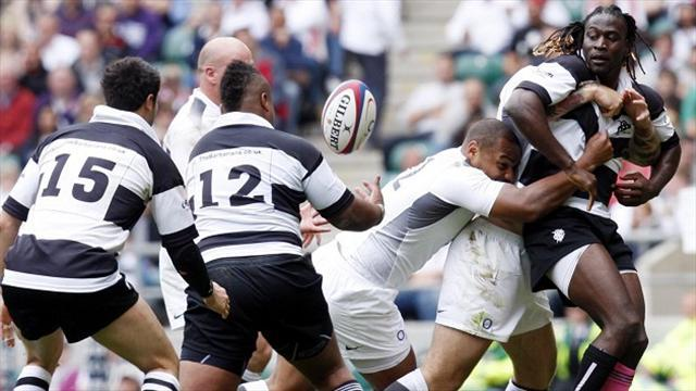 Premiership - Former England wing Sackey joins Harlequins
