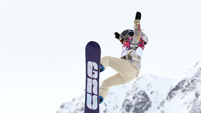 Snowboard - Winter Olympics Day 2