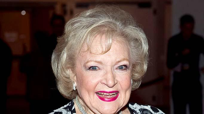 Betty White Amrcn Humor Crmny
