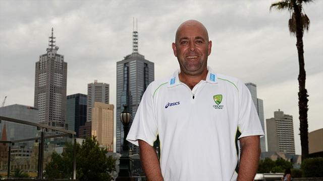 Ashes - Lehmann enjoying England woes