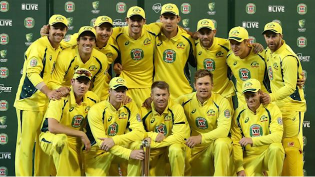 Warner century secures series whitewash