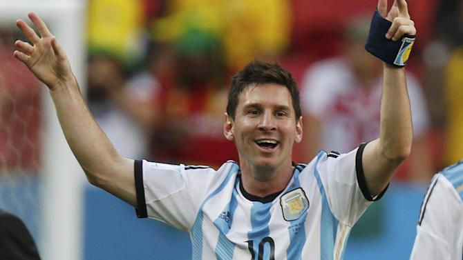World Cup - Official: De Vrij is better than Lionel Messi, say Fifa