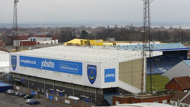Football - Pompey given points deduction