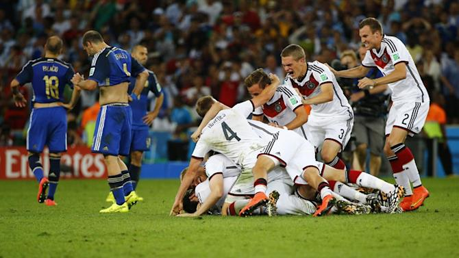 World Cup - Goetze 'is Germany's wonder boy'
