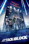 Poster of Attack the Block