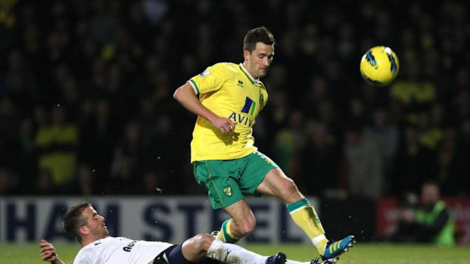 Adam Drury made over 350 appearances for Norwich