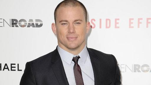 Channing Tatum Dishes On 'Side Effects,' 'Magic Mike' Sequel & New 'G.I. Joe'