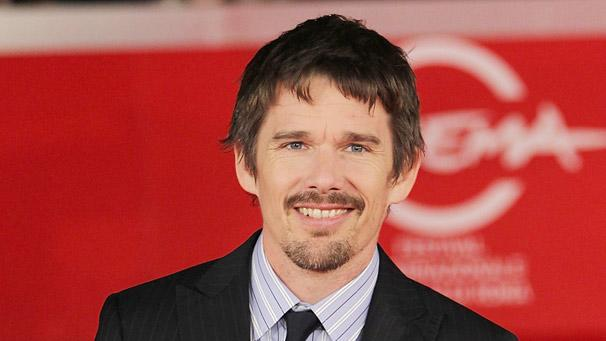 Ethan Hawke The Woman In The Fifth Premiere