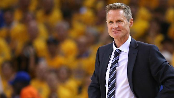 Warriors coach Kerr: Players 'made a mockery' of All-Star voting
