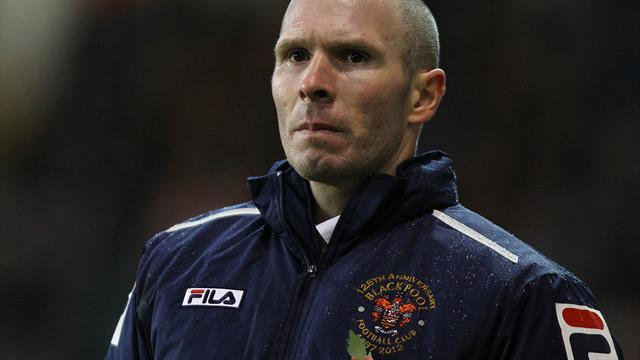 Championship - Appleton named Blackburn manager after 66 days at Blackpool