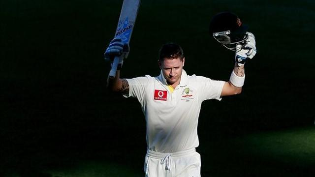 Cricket - Clarke puts South Africa to the sword with double century