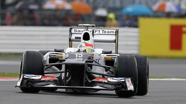 Formula 1 - Sauber passes 2013 crash tests