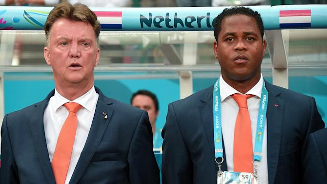 Premier League - Patrick Kluivert: I was close to being Van Gaal's number two at Man United