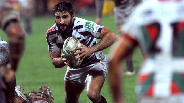 RaboDirect Pro12 - Ospreys sign Tebaldi