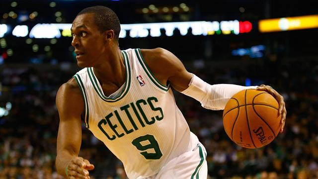 NBA - Celtics' Rondo out rest of season with torn ACL
