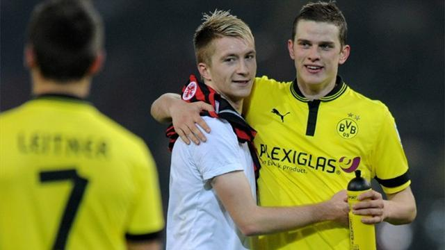 World Cup - Germany's Reus, Bender twins to miss qualifiers