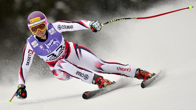 Alpine Skiing - Alcott announces retirement from skiing